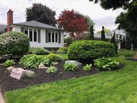 FALL CLEANUPS- LANDSCAPING NEEDS; Mulch, Gardening, Interlock..