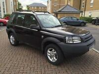Land Rover Freelander 2.5 V6 auto 2002MY ES Automatic nice to drive