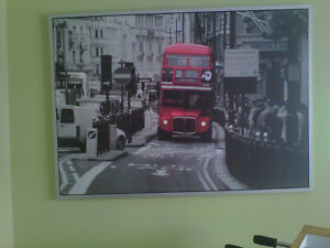 beautiful london england picture frame