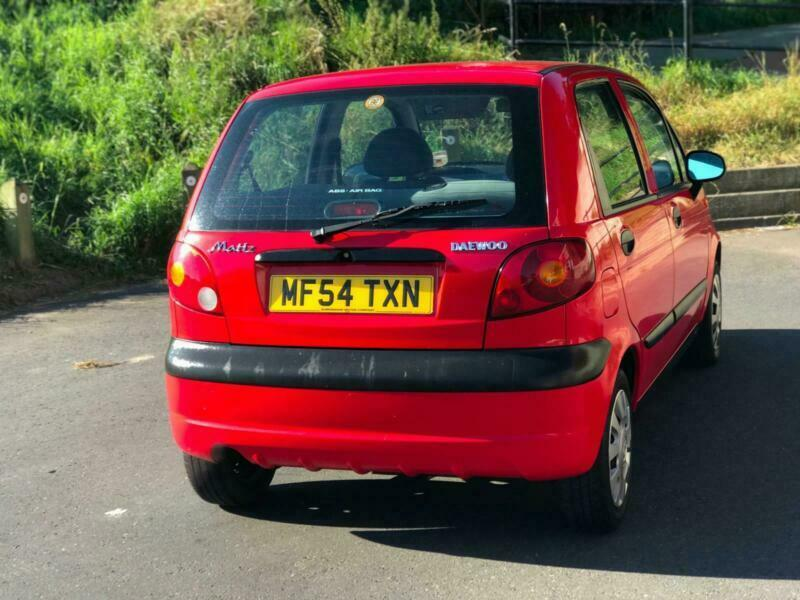 2004 Daewoo Matiz 1.0 Xtra [ABS] 5dr HATCHBACK Petrol Manual