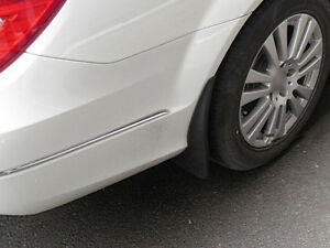 Mud flap splash guard for mercedes benz e class w212 e250 for Mercedes benz ml350 mud flaps