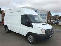 2013 - Ford Transit 2.2TDCi ( 125PS ) ( EU5 ) ( RWD ) 350L 350 LWB