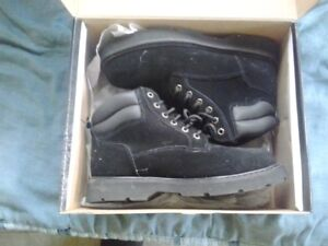New , work load comfort X 5 work boots