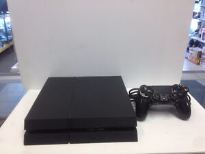 (sold) PS4 Console with one controller-500GB