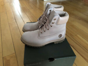 Bottes Timberland pour femme taille 7,5