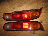 ACURA INTEGRA DC2 B18C VTEC TYPE-R SPEC OEM TAIL LIGHTS JDM