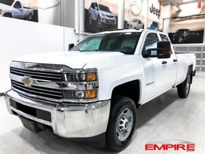 Chevrolet Silverado 2500HD WT 4X4 8 FT BOX  2017