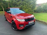 2015 Land Rover Range Rover Sport 4.4 SD V8 Autobiography Dynamic (s/s) 5dr SUV