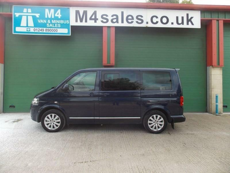 VW Caravelle 180ps,7 seat 4motion Executive auto
