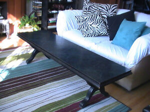 Large Marble Top (Couch/Sofa) Coffee Table