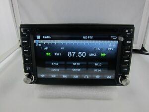Brand New Nissan In-Dash GPS/Navigation, DVD, Bluetooth