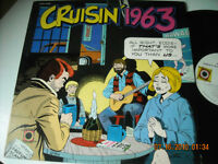 Cruisn' Series LPs from 1963 through to 1969!