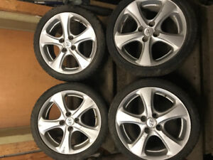 Mags 16 pouces 4x100 HYUNDAI ACCENT
