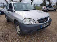 Mazda Tribute 2.0 GXi Utility Vehicle 0nly 82k,History, Will Come With Years Mot