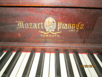 Early 1900's Upright Piano