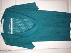 Excellent condition tops, size large.