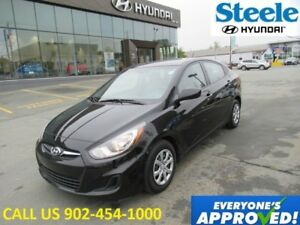 2014 HYUNDAI ACCENT GL Auto Heated seats A/C Bluetooth
