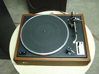 Vintage Turntable - Record Player