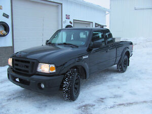 2010 Ford Ranger Sport Ext Cab..........New Mvi & Warranty!!