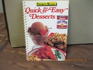 FAVORITE RECIPES   QUICK & EASY DESSERTS    BORDEN
