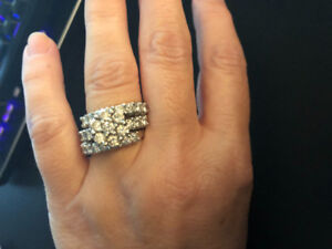 6ct Show Stopper!!   **Reduced to sell** S1 and  S2 clarity.