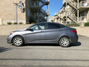 2013 Hyundai Accent Sedan -- A/C--Heated Seats--Summer Mags