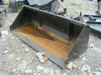 Martatch 72'' Medium Profile Bucket for loader
