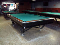 Pool Table Moving & Re-Leveling 40+ Years Exp. 647-342-0123