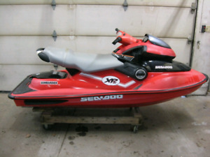 2004 Seadoo XP DI 69.5 hrs 0 hrs on fresh top end