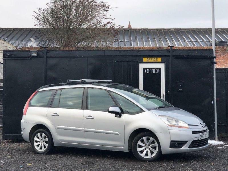 2007 citroen c4 grand picasso hdi vtr diesel 7 seater in walsall west midlands gumtree. Black Bedroom Furniture Sets. Home Design Ideas