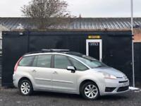 2007 CITROEN C4 GRAND PICASSO HDi VTR+ DIESEL 7 SEATER