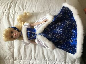Ceramic Disney Princess Dolls