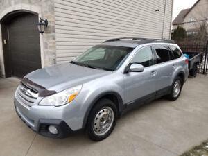 Subaru outback 2013 3.6 limited