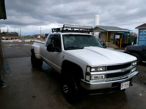 1993 Chevy K2500 dually 5.7L TBI