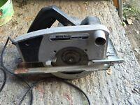 Black and decker professional circular saw