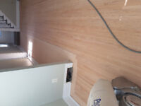 Hardwood flooring re-sand's and install's