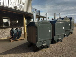 Portage & Main - Outdoor Wood Boiler BL2840 - NEW - floor model