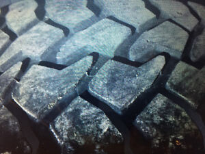 "4 - 16"" Winter Studded Tires and Rims St. John's Newfoundland image 1"