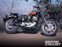 1984 OR 1983 HARLEY-DAVIDSON XR1000