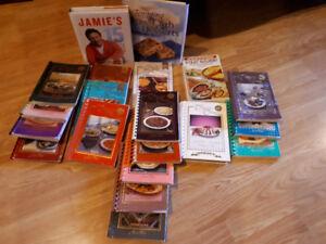Company's Coming cookbooks 3$ each