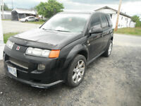 2004 Saturn VUE Red Line Edition SUV, Crossover