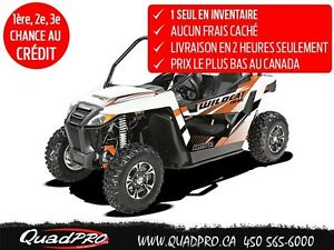 Used 2015 Arctic Cat WILDCAT TRAIL LIMITED