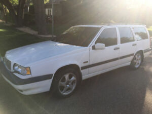 1997 Volvo 850 Turbo AWD  Manual trasmission, Wagon