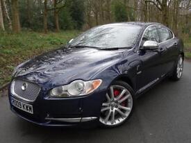 2009 09 Jaguar XF 3.0TD V6 (271 bhp) auto S Premium Luxury..HIGH SPEC.STUNNING!!