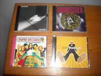 MUSIC CD's FOR SALE