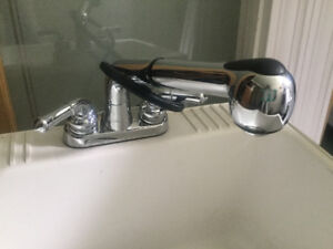 New price!! Laundry tub with taps  ( never installed)