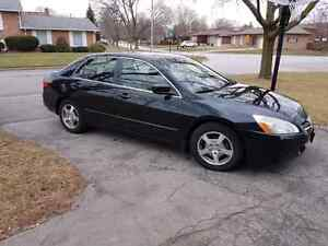 2005 HONDA ACCORD ***HYBRID***