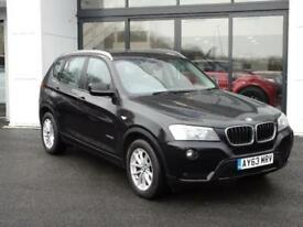 2013 BMW X3 2.0 20d SE xDrive 5dr