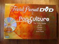 Trivial Pursuit DVD Pop Culture 2 Game