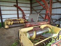 2 Harvesters for sale- REDUCED for quick sale